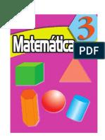 Matematica Manual Do Aluno 3ª Classe