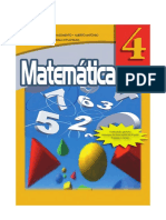 Matematica Manual Do Aluno 4ª Classe