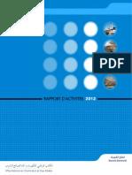 RapportAnnuel ONE 2012