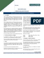 Especificaciones técnicas gavion