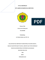 Laringofaringeal refluks (LPR)
