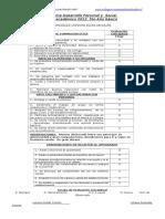 Informe Desarrollo Personal y Social Elias 2