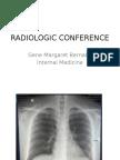 Radiologic Conference