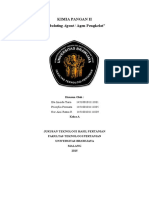 Chelating Agent (Kimia Pangan II)