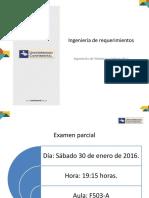 IR07 Plan de Administración de Requisitos