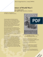 British Literature of WWI - Pickering & Chatto Publishers