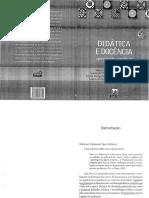 Didática e Docência - Aprendendo a Profissão - Introdução