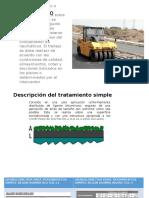 Expo Pavimentos Tratamiento Superficial Simple, Doble y Triple