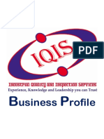 IQIS Business Profile