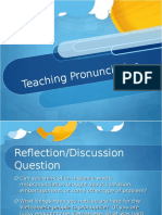 Teaching Pronunciation - Final