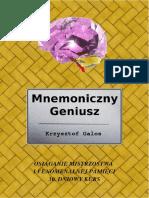 Mnemoniczny geniusz