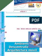 3.1. Ambiente descentralizada