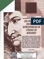Cyrano de Bergerac - Las Increibles Profesias Astronomicas de Cyrano de Bergerac R-007 Nº027 - Año Cero - Vicufo2