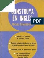 Construya en inglés - Método Autodidáctico