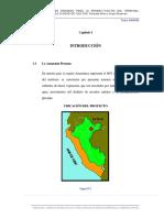 Lechos Fluviales y Meandros