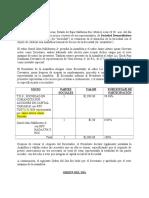 Formato Asamblea S. de R.L. de C.v. (Espanol) Con Poderes