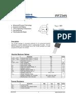 IRFZ34N Datasheet -K