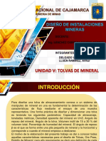 Tolvas de Mineral