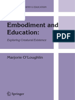 O'Loughlin 2006 Embodiment and Education.pdf