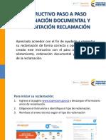 Intructivo Ordenación Documental