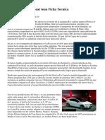 precios del nuevo seat leon  Ficha Tecnica