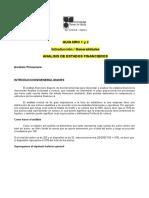 Analisis Edo Financiero