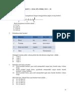 Soal Latihan UN 2016 IPA Paket 2