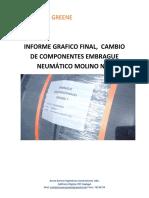 Informe Entrega Embrague Reacondicionado Molino 7