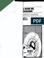 SALDÍVAR_El Ocaso Del Socialismo (1990)