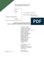 US Department of Justice Antitrust Case Brief - 00446-10145