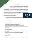 Chronic Kidney Disease Secondary to DM Nephropathy