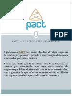 Pact - Serviços de Qualidade