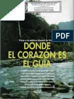 Sixto Paz - Donde El Corazon Es El Agua - Paititi La Mitica Ciudad R-007 Nº029 - Año Cero - Vicufo2