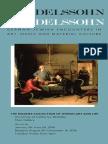 From Mendelssohn To Mendelssohn (2016)   Exhibition Texts
