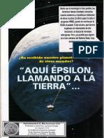 Otros Mundos - ¿Ha Recibido Nuestro Planeta Mensajes de Otros Mundos R-007 Nº028 - Año Cero - Vicufo2