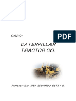 Caso de Estudio 2 Caterpillar
