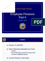 Pension Part II - Final