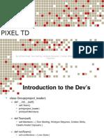 pixeltd presentation