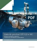 Lista Motores 2013