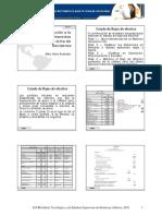 Flujo de efectivo(2)(1)