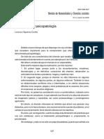 Chamanismo y Psicopatologia