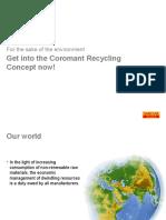 Coromant Recycling Concept Latest