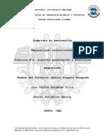 Procesos y practicas de pruebas no destructivas o NDT