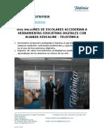 20160307 Nota Prensa Telefonica-Educaline2