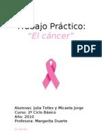 Trabajo Práctico CANCER