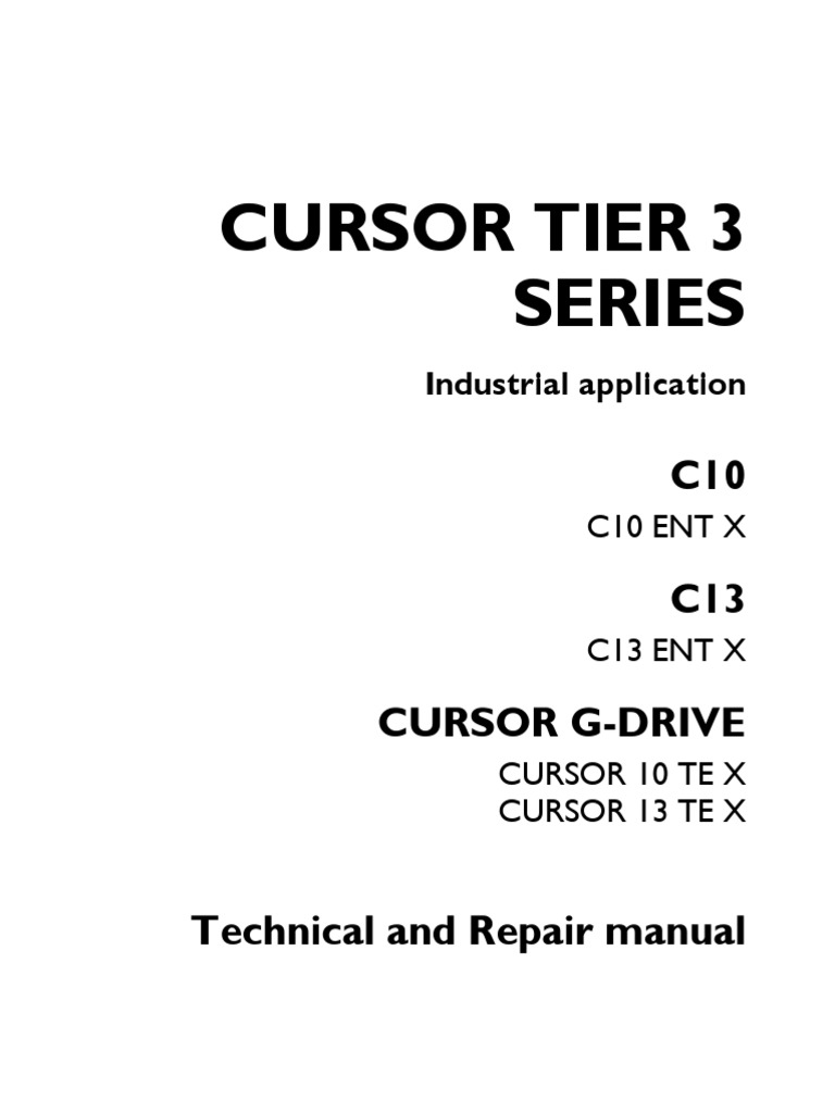 Iveco cursor10 cursor13 electrical connector engine technology fandeluxe Image collections