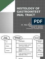 GIS1- K3 - Histologi Digestive Tract