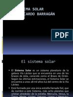 EL sistema solarcbsm