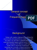 frequency hopping