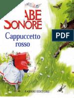 Fiabe Sonore - Cappuccetto Rosso